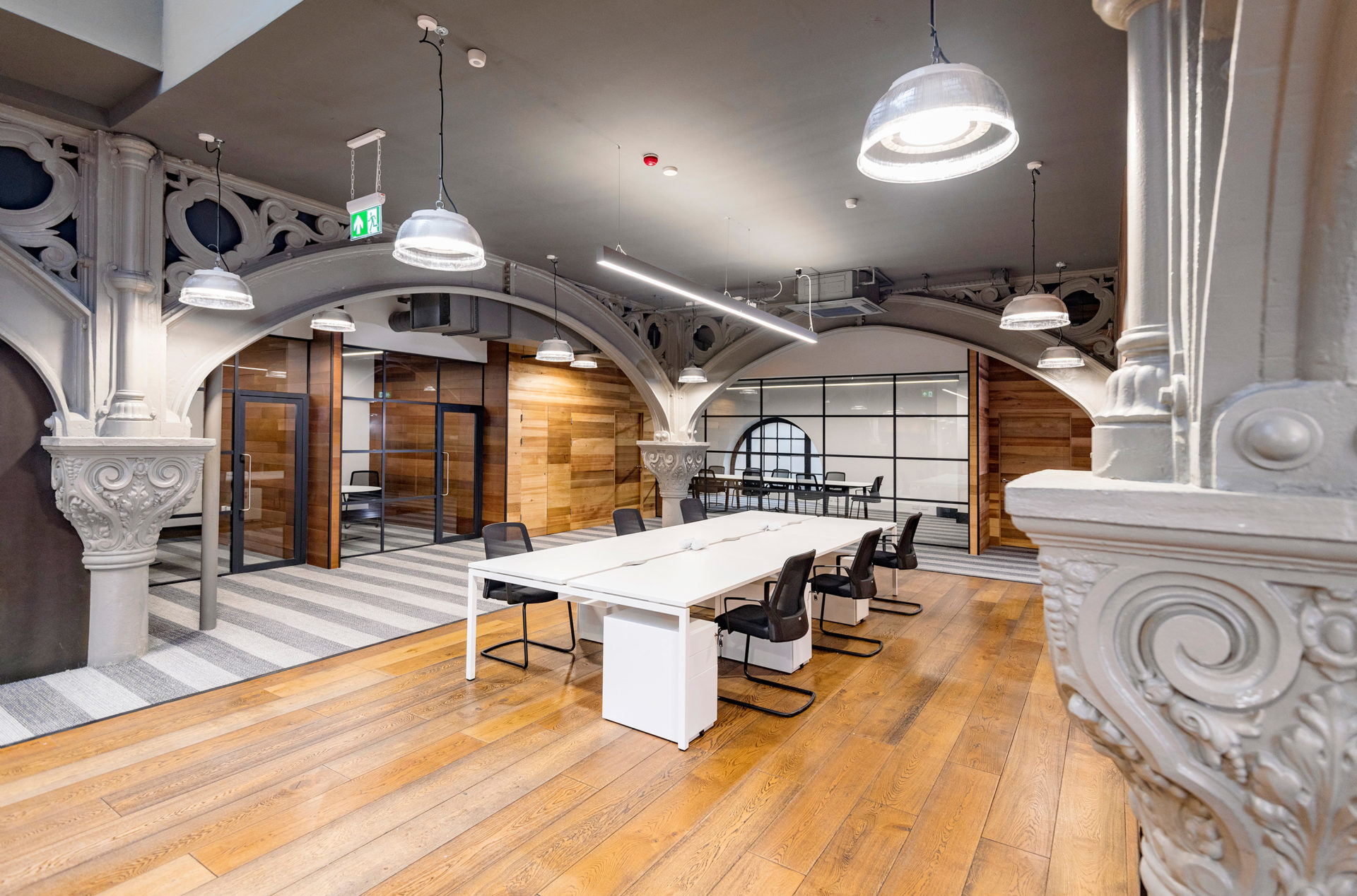 Incopro meeting rooms and board room