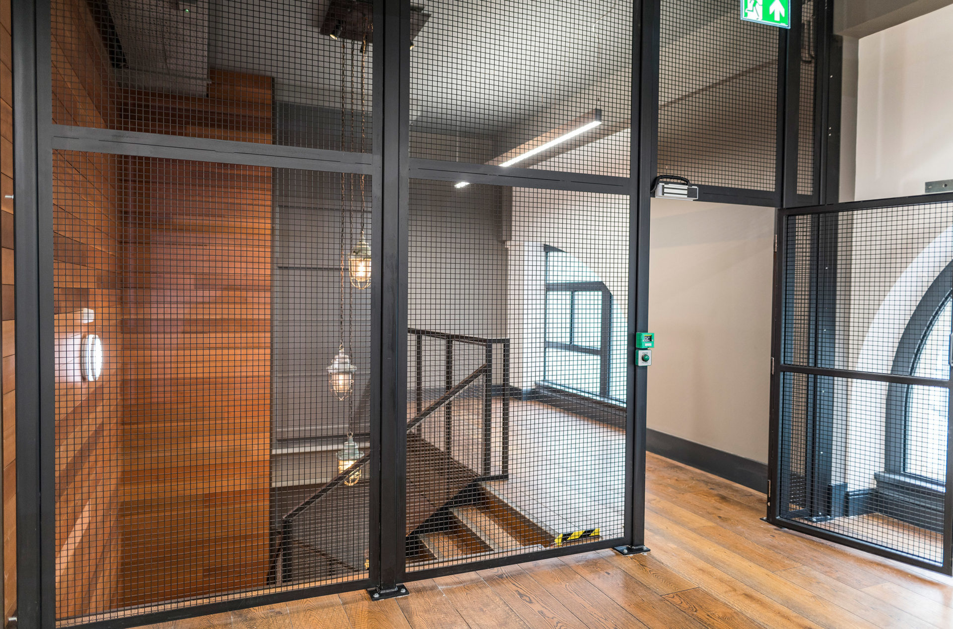 Incopro Entrance to office